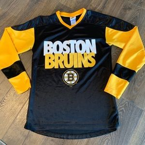 Official NHL Boston Bruins jersey small